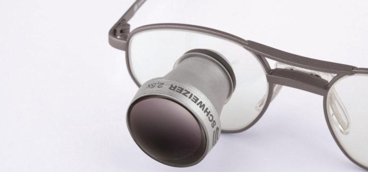 Optische Hilfsmittel – Sehhilfen für Sehbeeinträchtigte