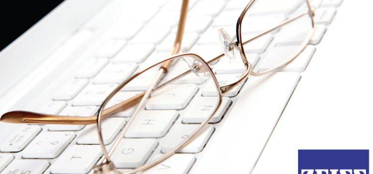 Brillen für den Bildschirmarbeitsplatz