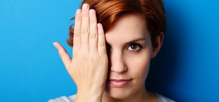 Augentraining – Augenbewegungen