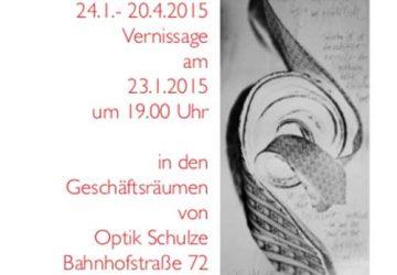 Vernissage zur Ausstellung von Susanne Casper-Zielonka und Eva Skupin